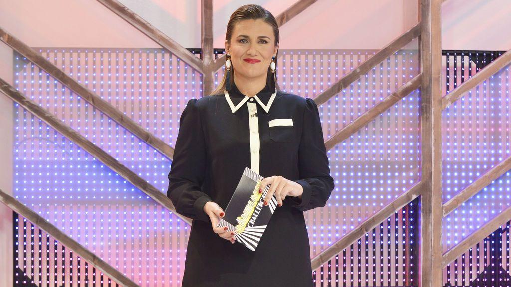Carlota Corredera presenta 'Cámbiame'.