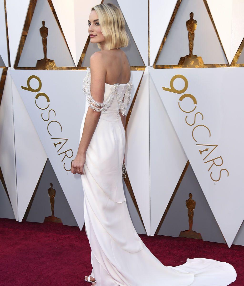 Margot Robbie, nominada a Mejor Actriz por 'Yo, Tonya'