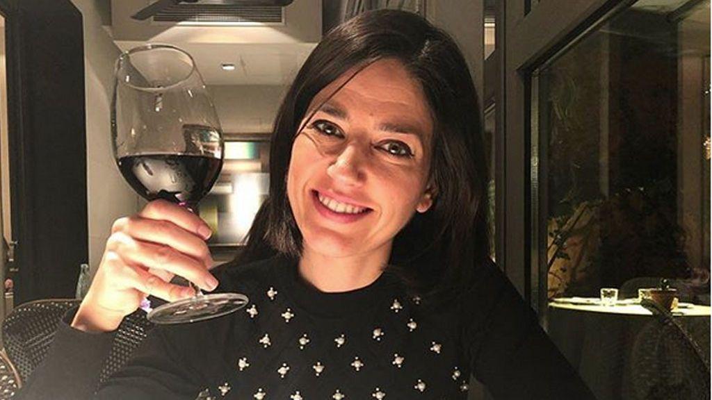 """Nuria Marín celebra el amor con su novio: """"No quiere que cuente que llevamos 18 años"""""""