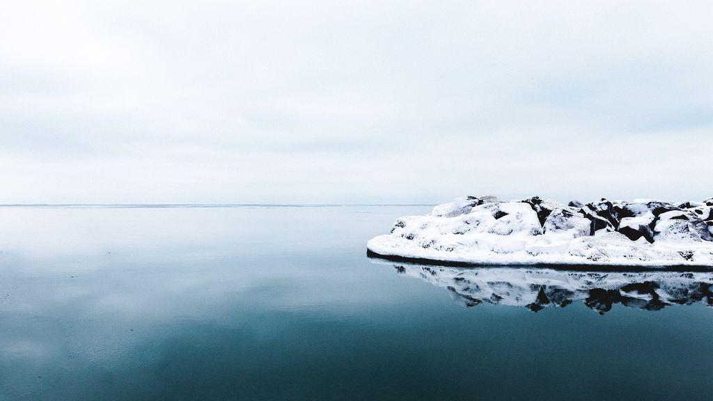 El temporal acelera el deshielo del permafrost que está enturbiando los lagos