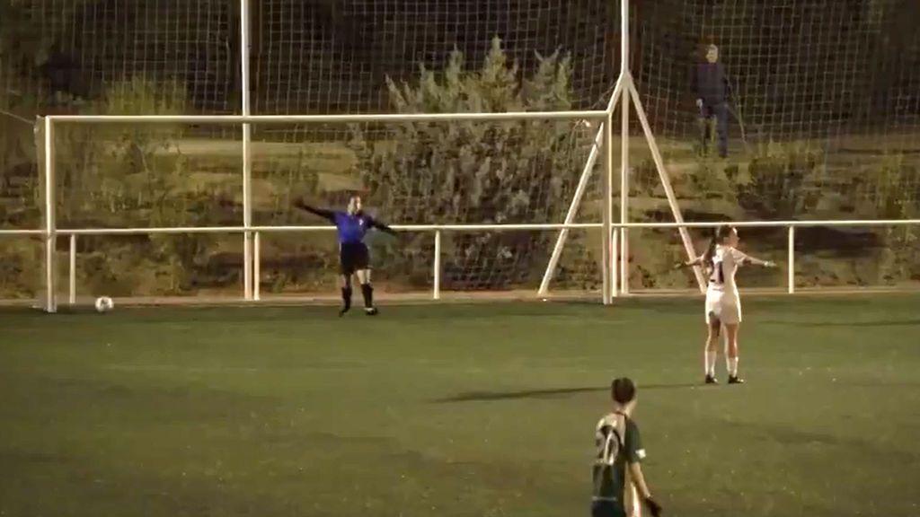 Marcan gol tras un bote neutral que debían devolver: la jugada que tiene que servir de lección al fútbol base