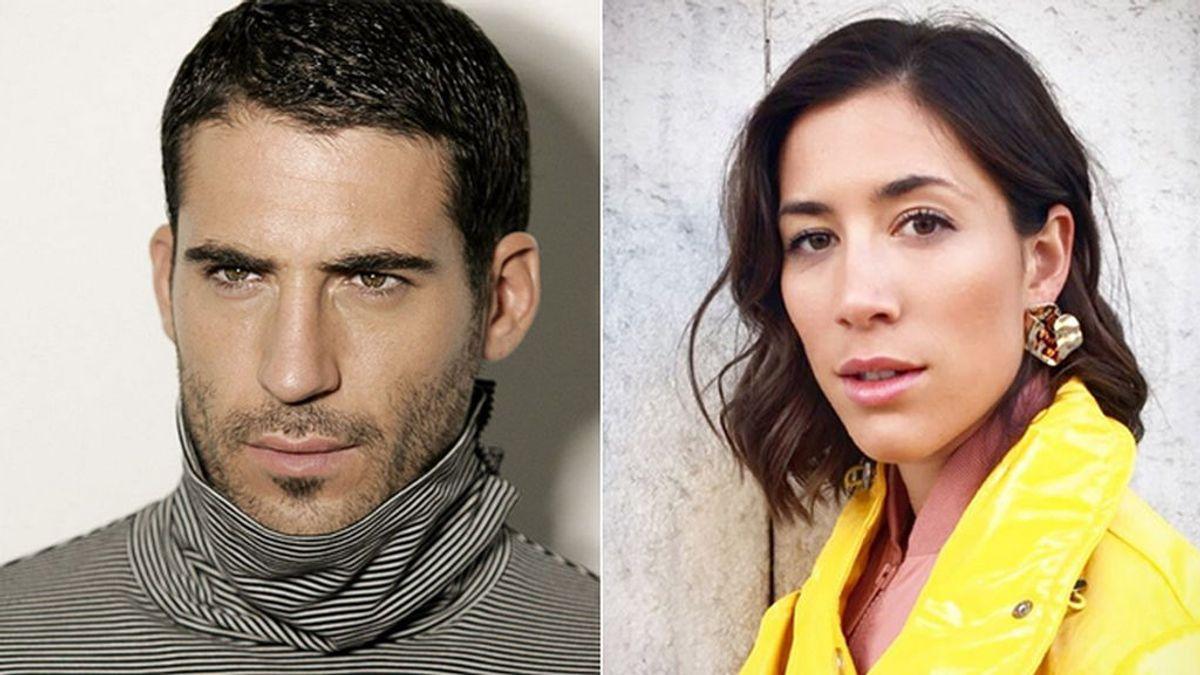Risas, miradas y buen rollo: Garbiñe Muguruza y Miguel Ángel Silvestre se lo pasan en grande juntos en los Oscar