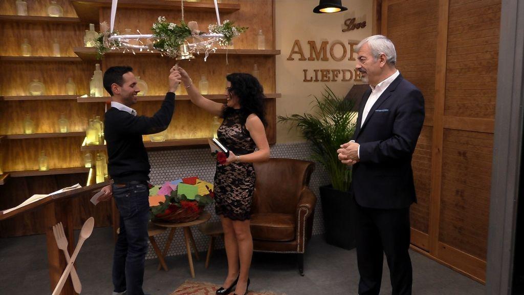 'First dates', presentado por Carlos Sobera.