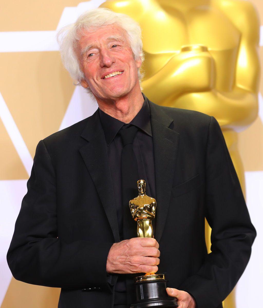 Roger Deakins ha ganado el Oscar a mejor fotografía por su trabajo en 'Blade Runner 2049'