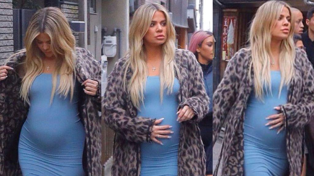 """Khloé Kardashian desvela que el sexo del bebé: ¡Mi hija tendrá a las mejores amigas, Chicago y Stormi!"""""""