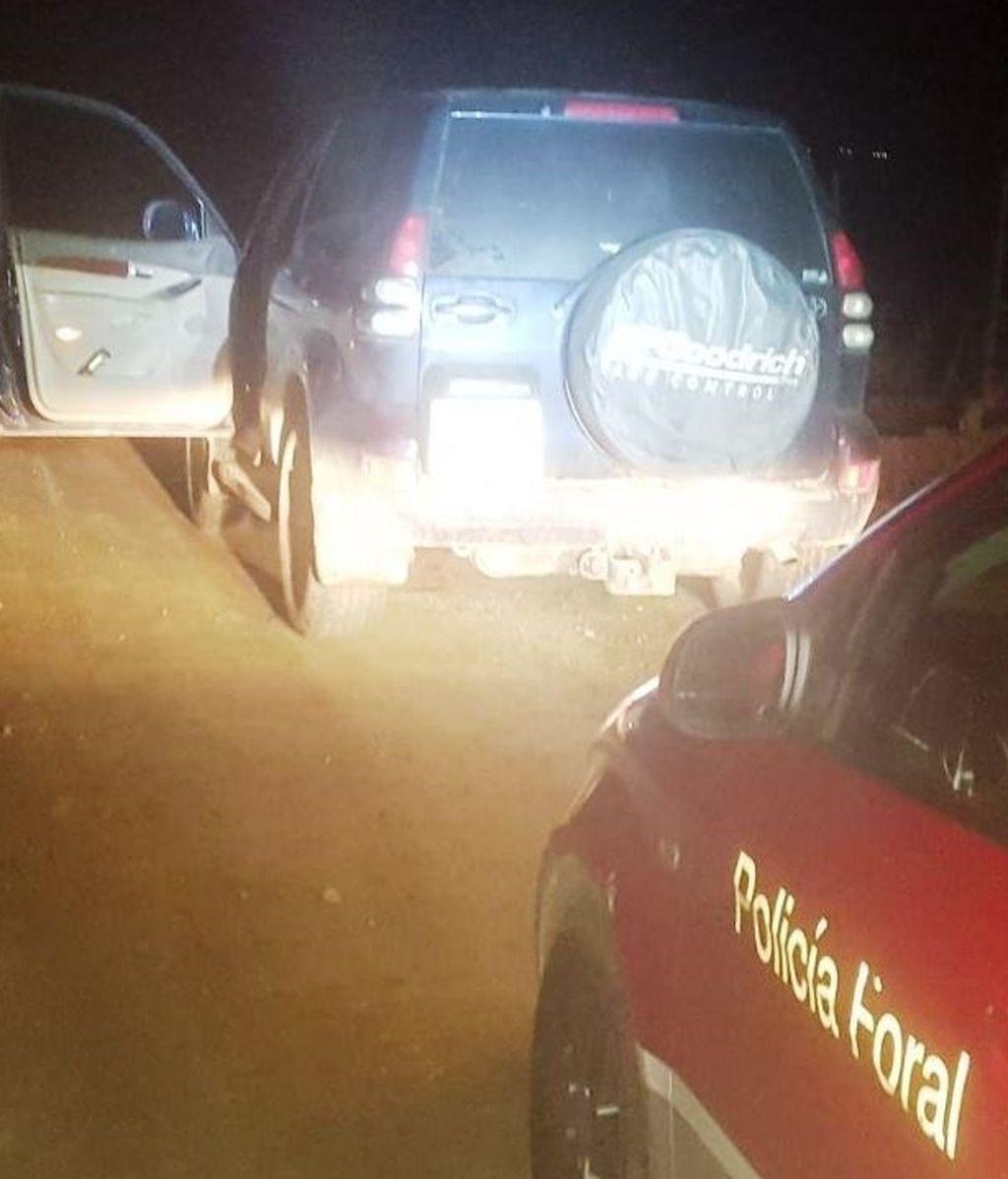 Denunciado un hombre por cazar furtivamente desde su vehículo en Mendavia