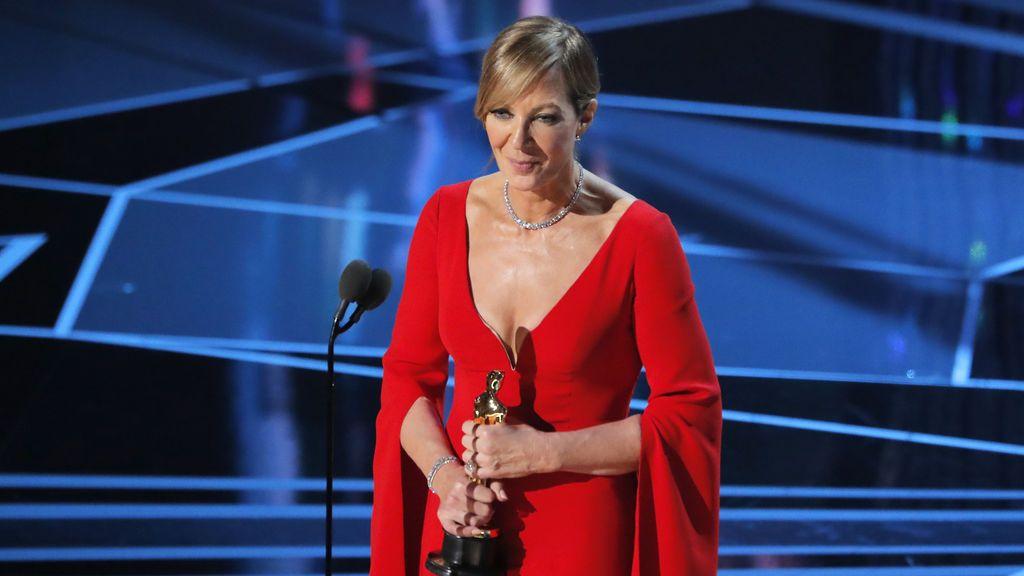 Allison Janney, gana el Oscar a mejor actriz de reparto por 'Yo, Tonya'