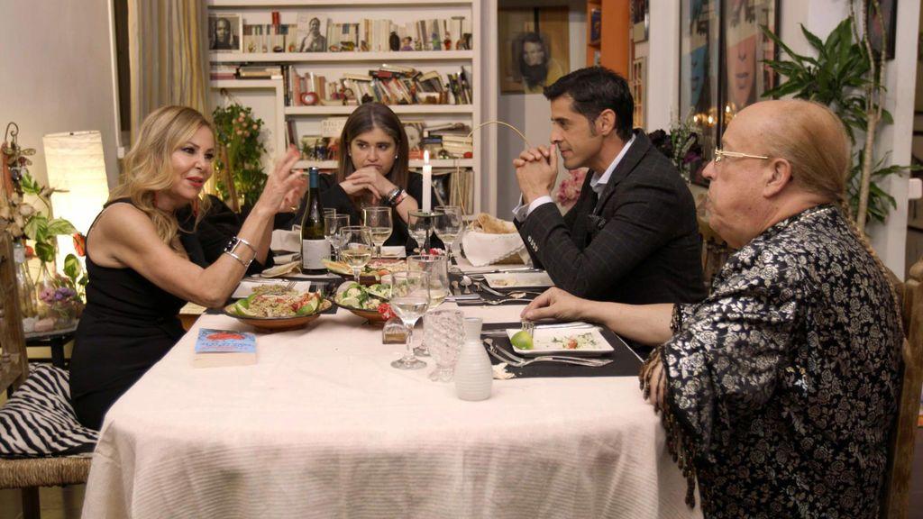 'Ven a cenar conmigo: Gourmet edition'.