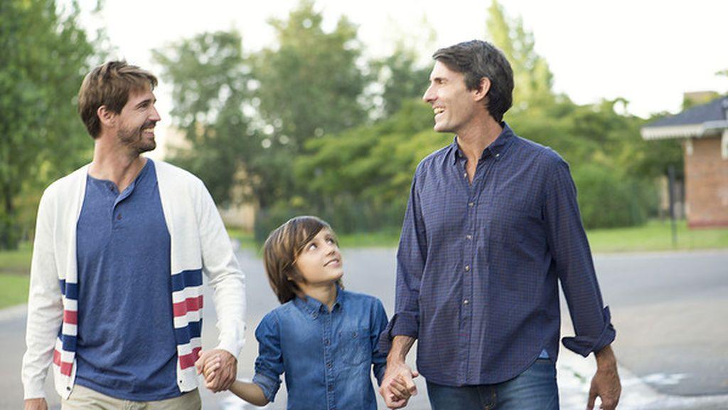 """El hijo de una pareja homosexual: """"no podrían ser mejores padres"""""""