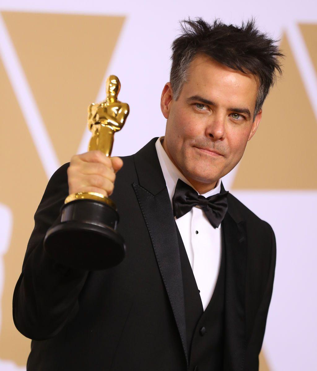 Sebastian Lelio se hace con el Oscar a la mejor película de lengua no inglesa por 'Una mujer fantástica'