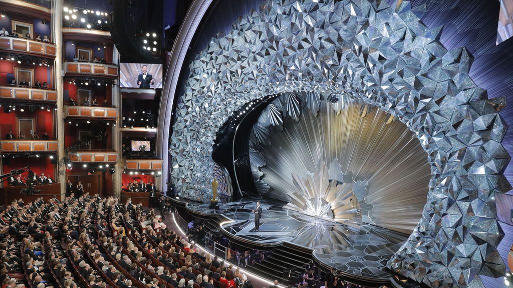 Jimmy Kimmel presenta la gala de los Oscar