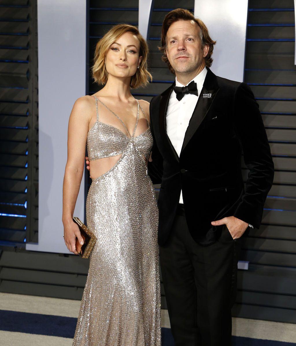 Olivia Wilde y su marido, Jason Sudeikis