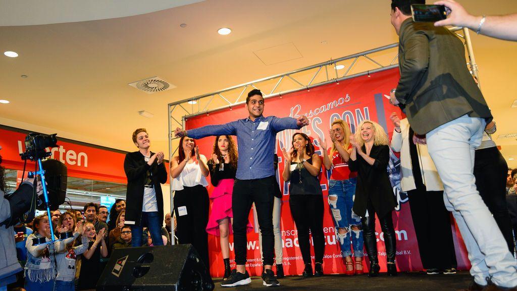 'Gana con tu voz' registra casi un centenar de participantes en menos de una semana