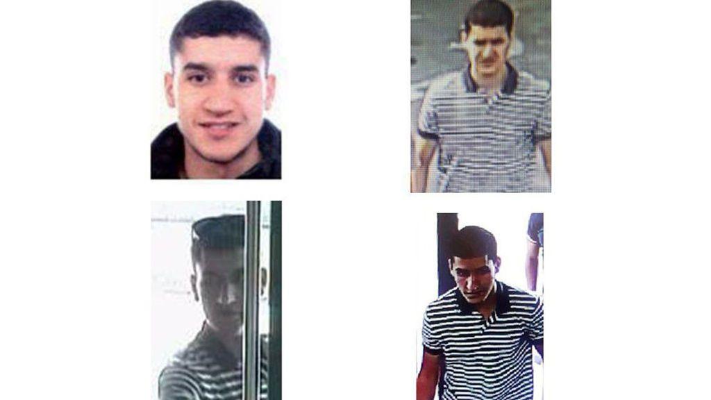 La Policía Local de Salt, Girona, identificó al terrorista de La Rambla en enero de 2016