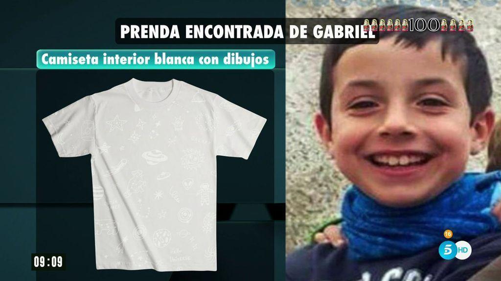 Camiseta de Gabriel