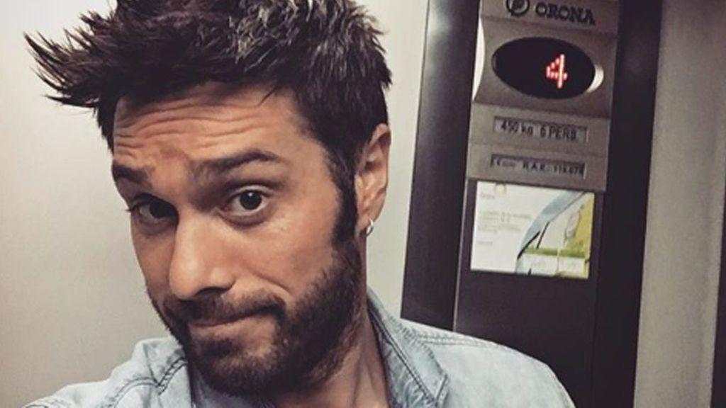 Dani Martínez sorprende con su locución de radio musical en un vídeo de Instagram