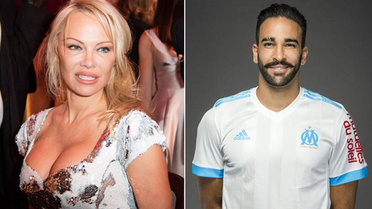 Pamela Anderson confiesa sus juegos eróticos con el futbolista Rami