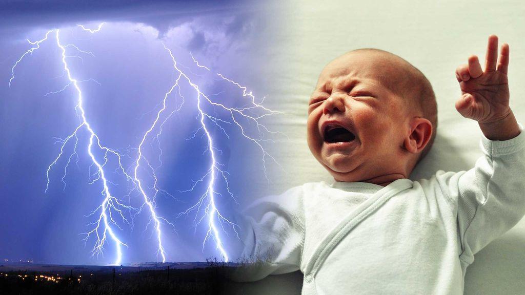 Astrafobia: el 21% del mundo tiene pánico a las tormentas que presentan este temporal