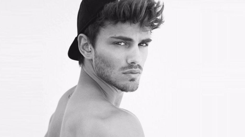 El modelo e influencer Sergio Carvajal , noveno concursante de 'Supervivientes 2018'
