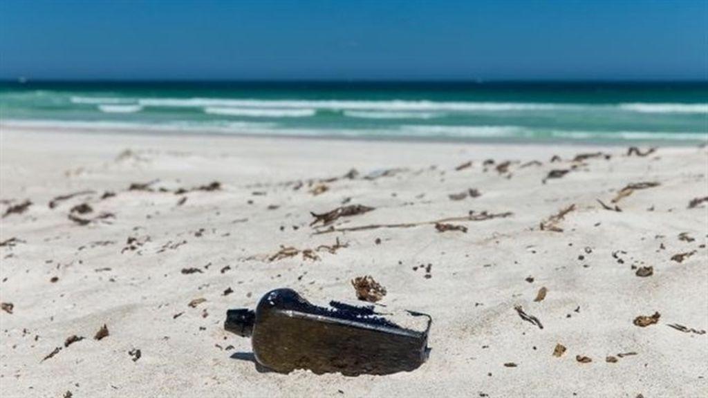 Aparece una botella de 1886: te contamos por qué el tiempo ha hecho que permanezca intacta