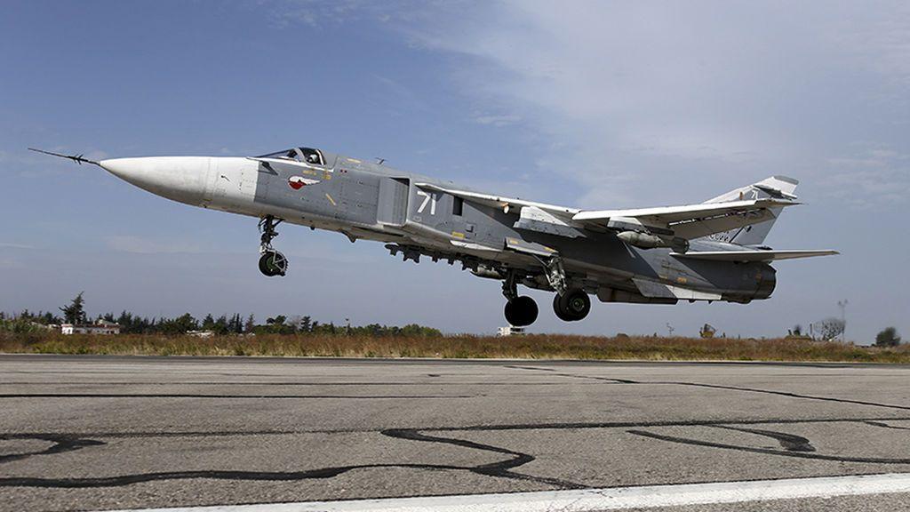 Mueren 32 militares rusos tras estrellarse su avión en Siria
