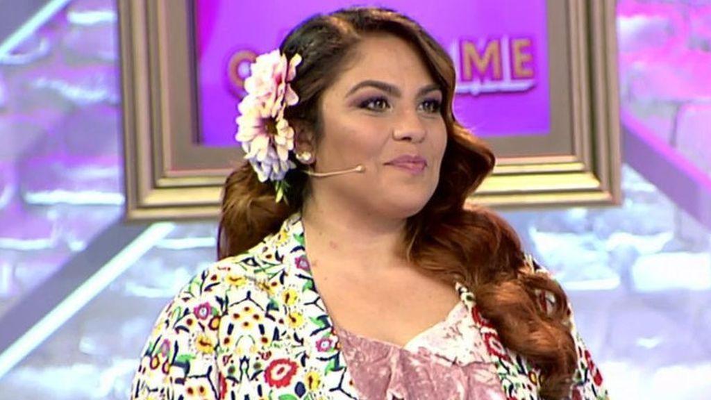 La diseñadora de moda Saray Montoya, participante del docu-reality de Cuatro 'Los gipsy kings'.