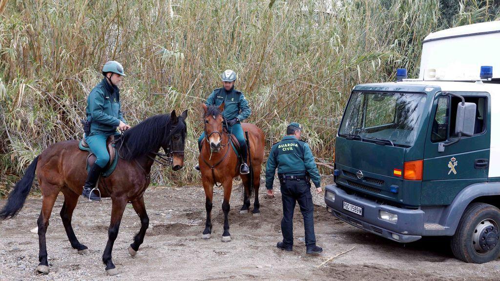 """La búsqueda de Gabriel se acota a zonas """"mas concretas"""", según la Guardia Civil"""