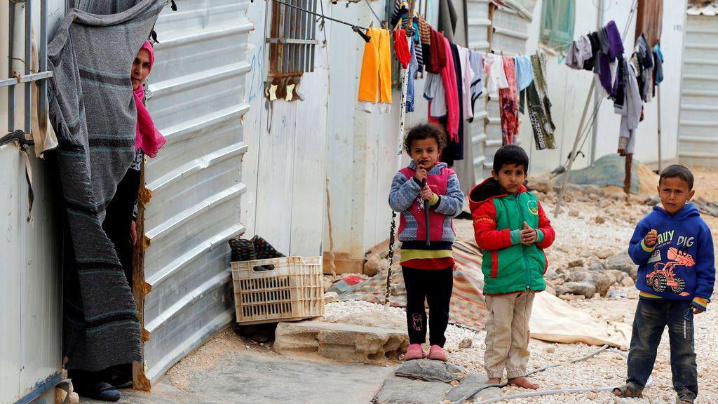 13.000 refugiados siguen atrapados en condiciones deplorables en la islas griegas