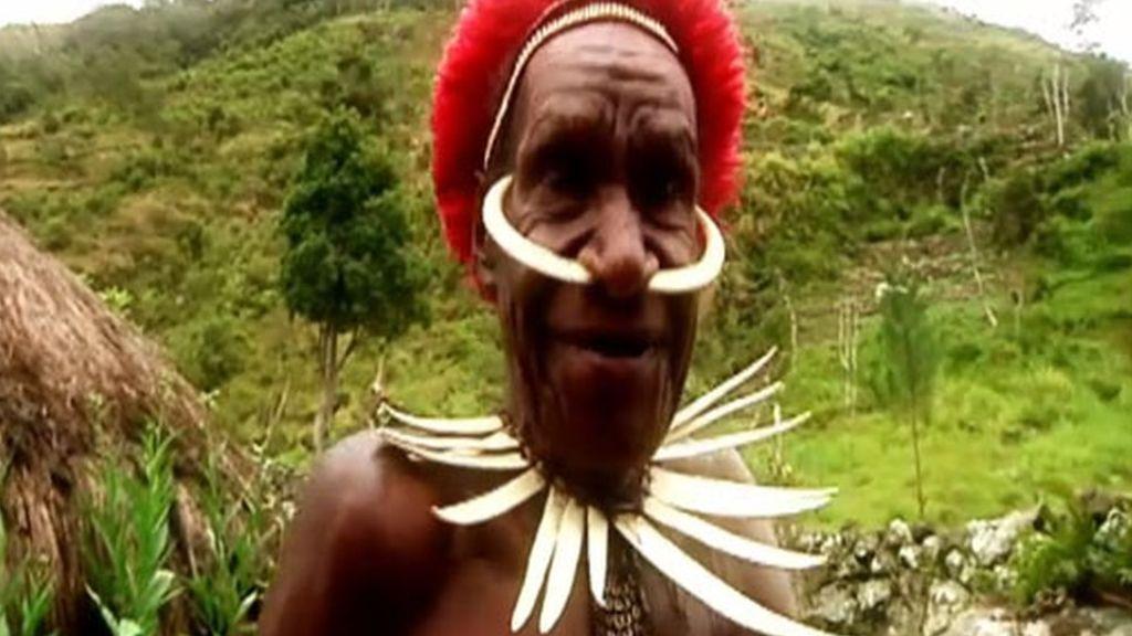 'Callejeros Viajeros', las tribus de Papúa