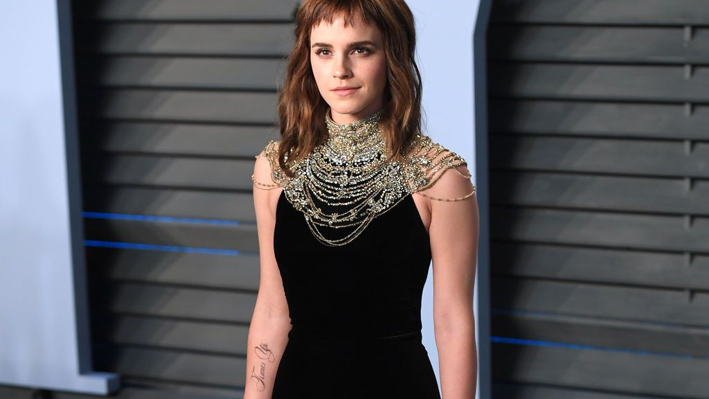 El error ortográfico del tatuaje reivindicativo de Emma Watson