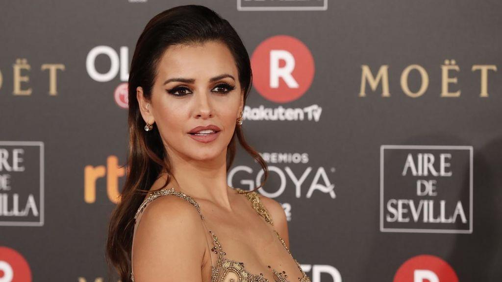 Mónica Cruz, en la gala de los Goya 2018.
