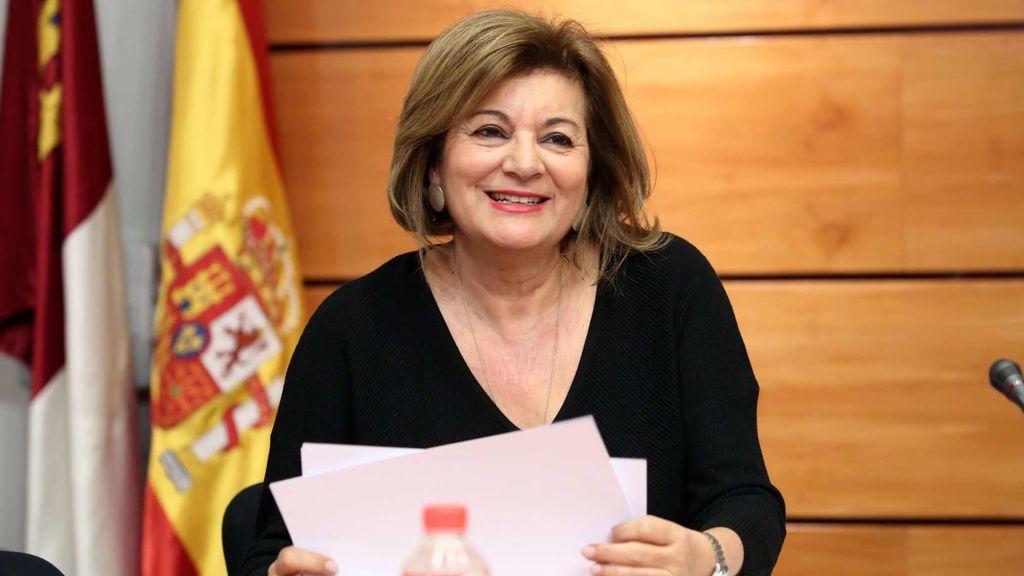 Carmen Amores, directora general de Radio Televisión Castilla-La Mancha (RTVCM).