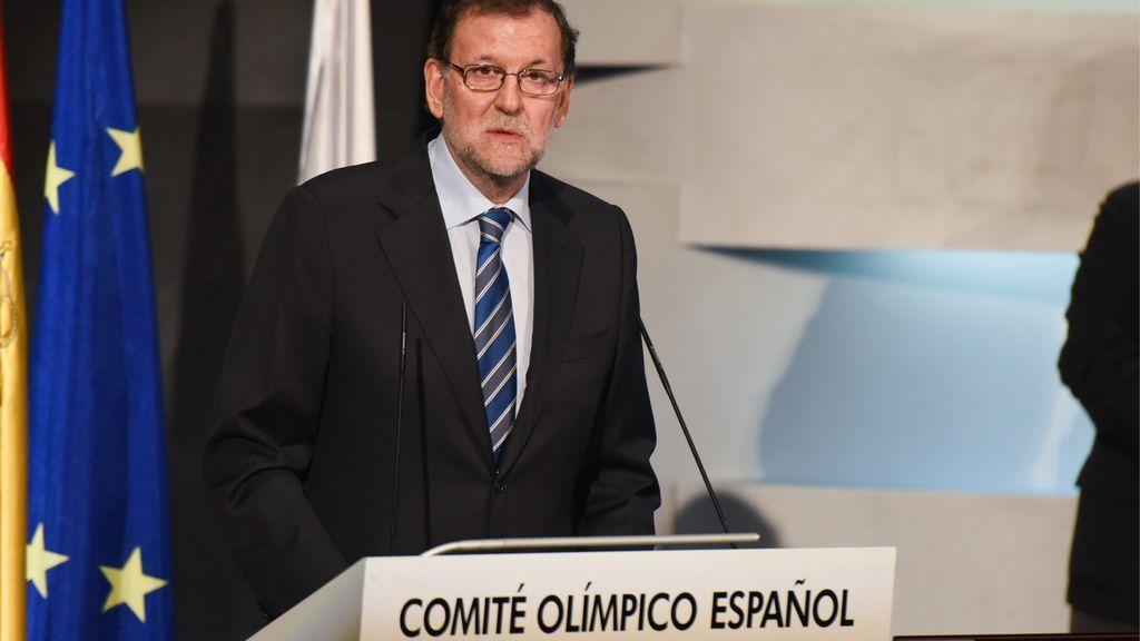 La felicitación de Mariano Rajoy al Real Madrid tras eliminar al PSG en París