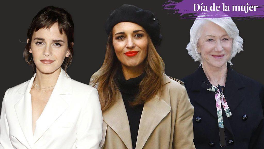 A lo Watson, como Paula, tipo Markle, Mirren o más Bebe: ¿Qué clase de feminista eres?
