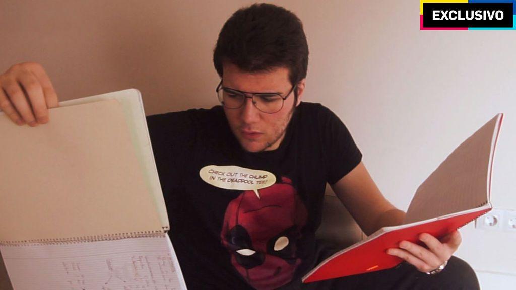 Si estás de exámenes, el nuevo tema del rapero Keyblade te interesa
