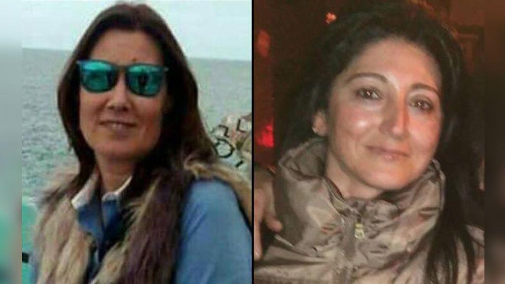 Lorena Torre y Concepción Barbeira, las dos mujeres que continúan desaparecidas en Asturias