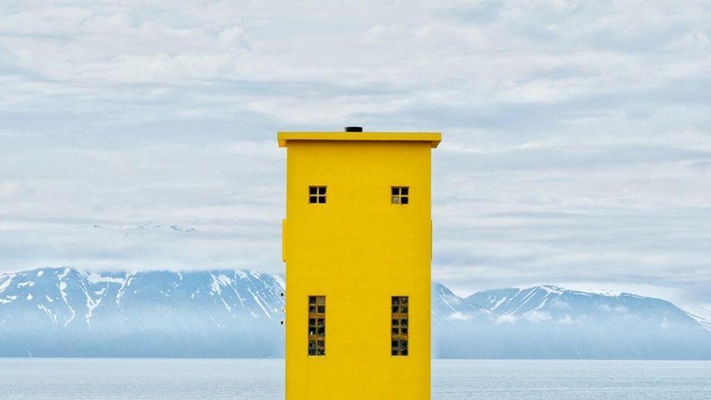 El Instagram de paisajes que te lleva al cine de Wes Anderson