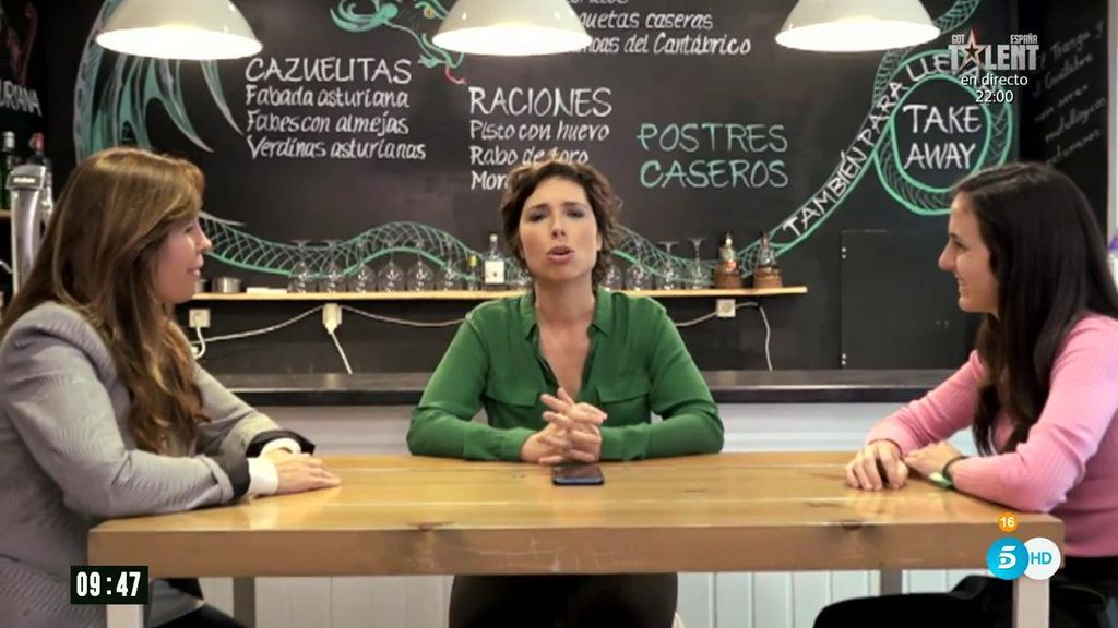El cara a cara entre Alicia Sánchez-Camacho e Ione Belarra por la huelga de mujeres