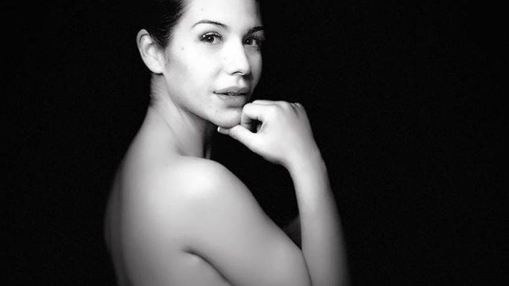 """Tamara Gorro se """"desnuda ante la vida"""" para celebrar el Día de la Mujer"""