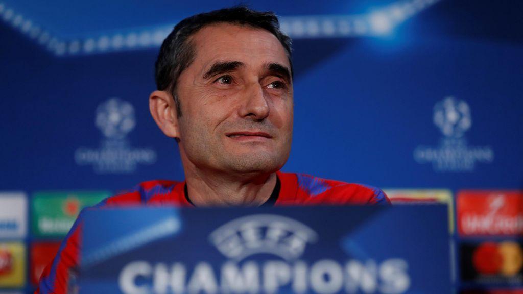 """Valverde: """"La distancia entre el fútbol femenino y el masculino es muy cercana"""""""