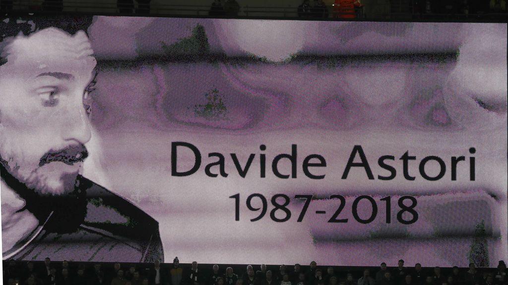 La Fiorentina despide a Davide Astori con un homenaje en el centro técnico de la Federación Italiana de Fútbol