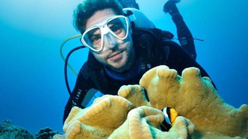 """Bisbal entona el #TodosSomosGabriel: """"Pronto volverás a casa y en la playa de Almeria descubrirás muchos peces"""""""