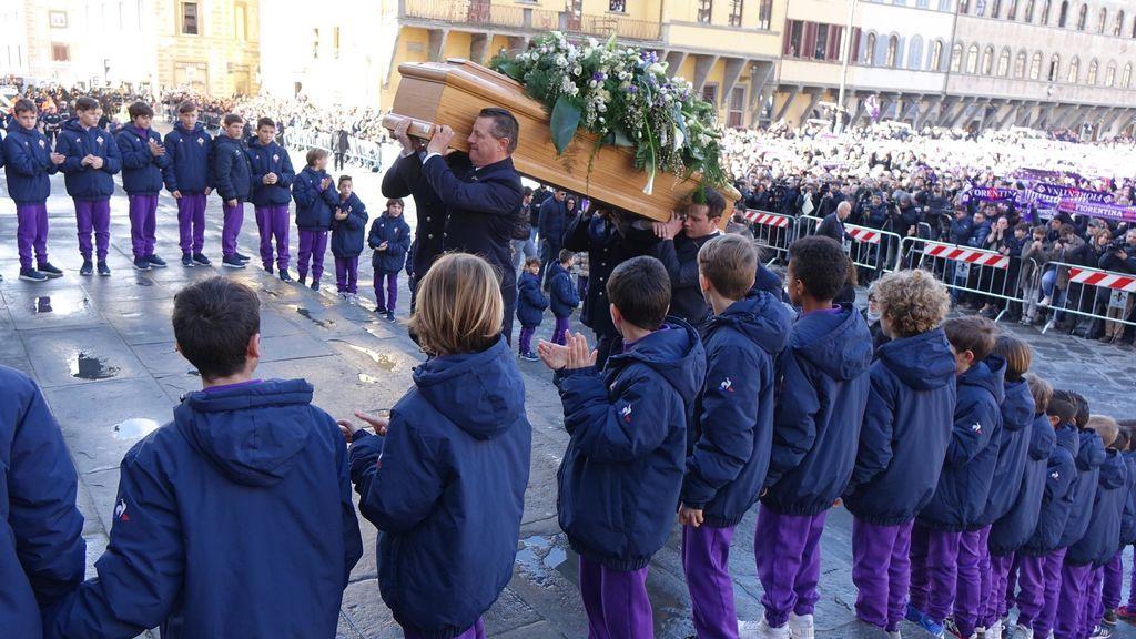 El discurso de un compañero de Astori en su funeral que está emocionando al mundo