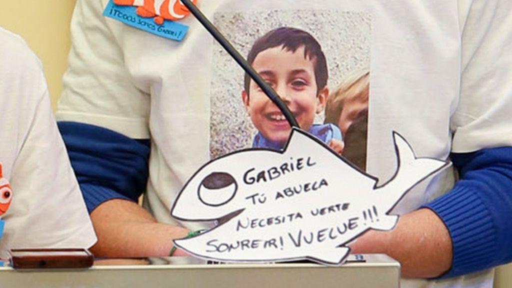 Peces por el pequeño Gabriel