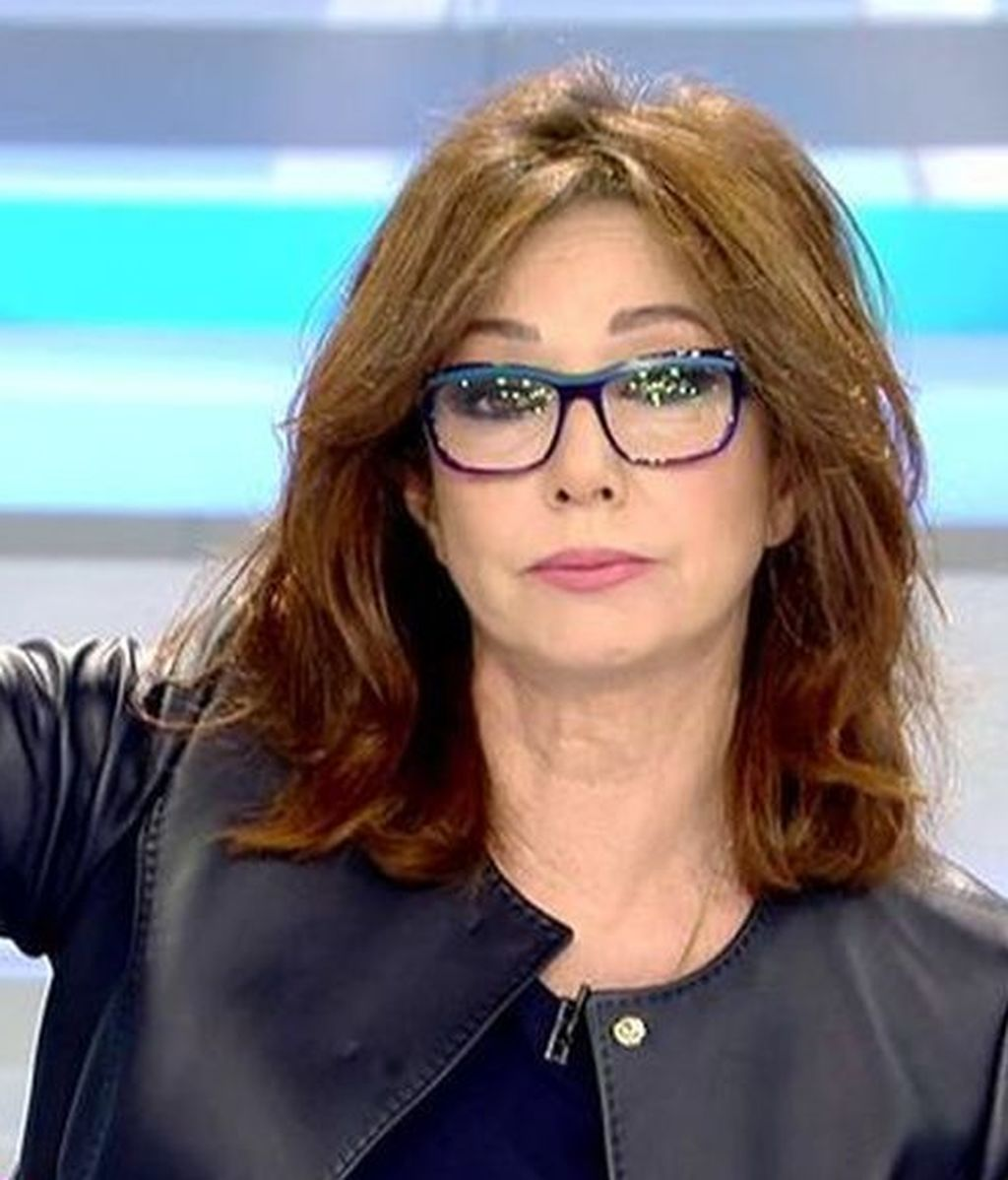 Ana Rosa huelga