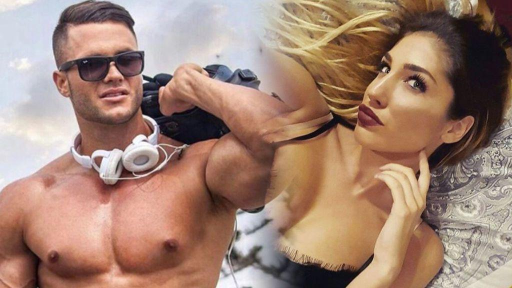 Fabio Agostini y Bienve 'MyH', felizmente enamorados ¡por separado!