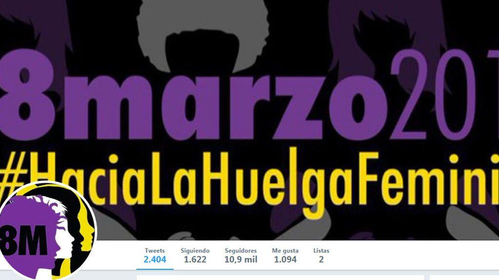 """Rivera bloquea a la Comisión 8 de Marzo en Twitter tras declararse """"encantado de liderar"""" el movimiento """"feminista transversal"""""""