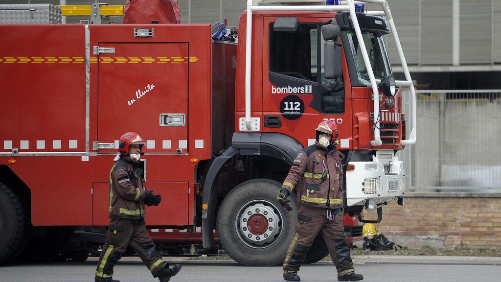 Fallece una mujer y un hombre resulta herido leve en un incendio en Sanlúcar de Barrameda