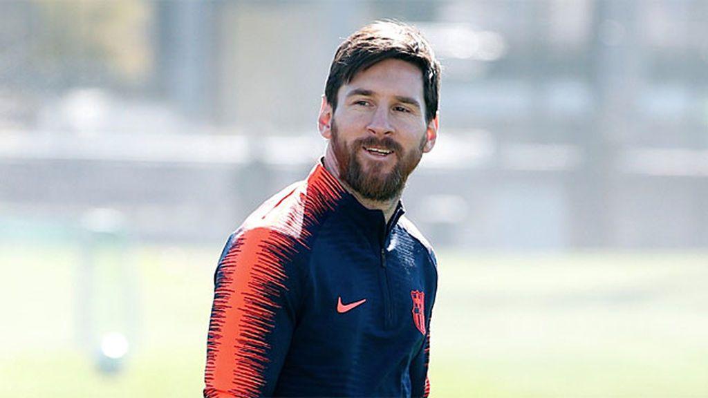 ¡Leo Messi ya es padre por tercera vez! El astro argentino no estará frente al Málaga