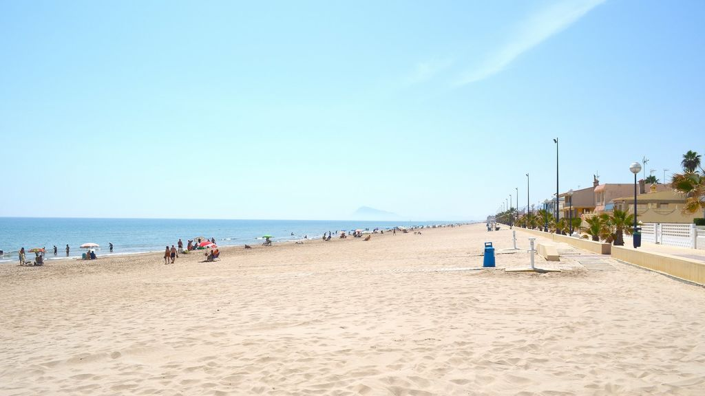 Miramar (Valencia) registra la temperatura más alta de 2018 en la España peninsular hasta el momento con 28,4 grados